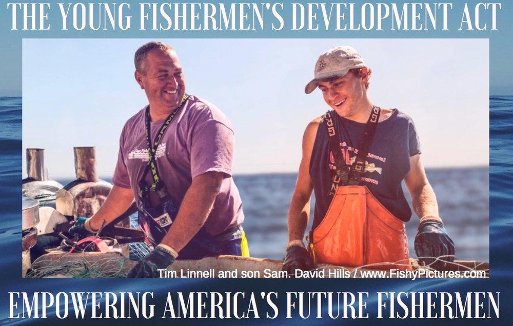 Empowering America's Future Fishermen -