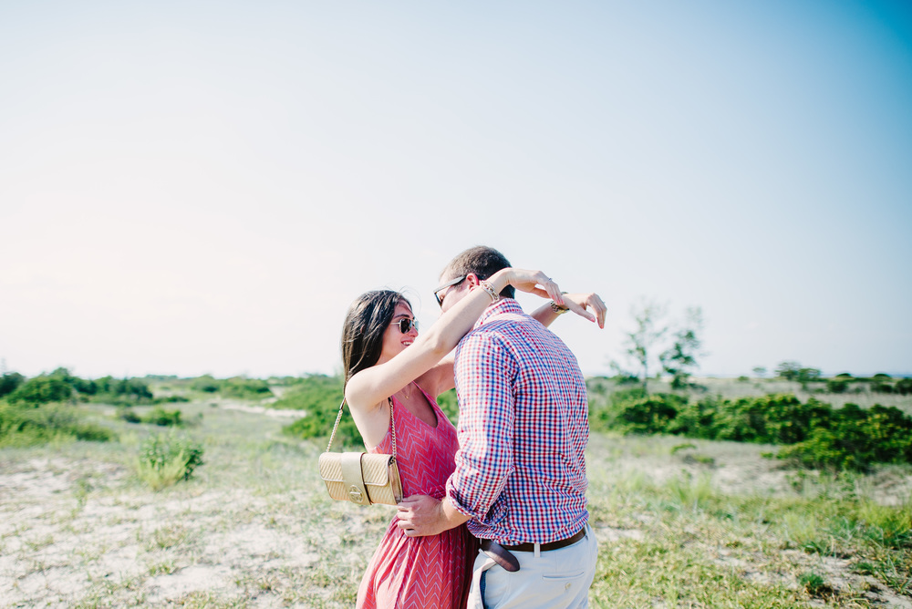 Liz + Ted - Proposal -