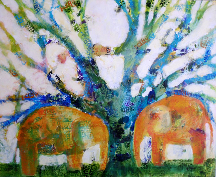 Elephants Tree