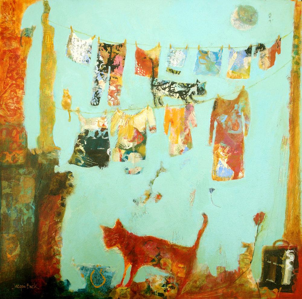 moonrise over los gatos