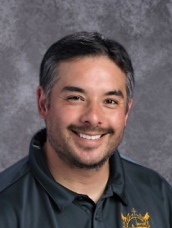 Mr. David Guzman  Homeroom Teacher