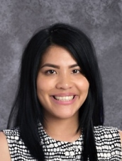 Ms. Nina Martinez  English Language Arts 8A Homeroom Teacher