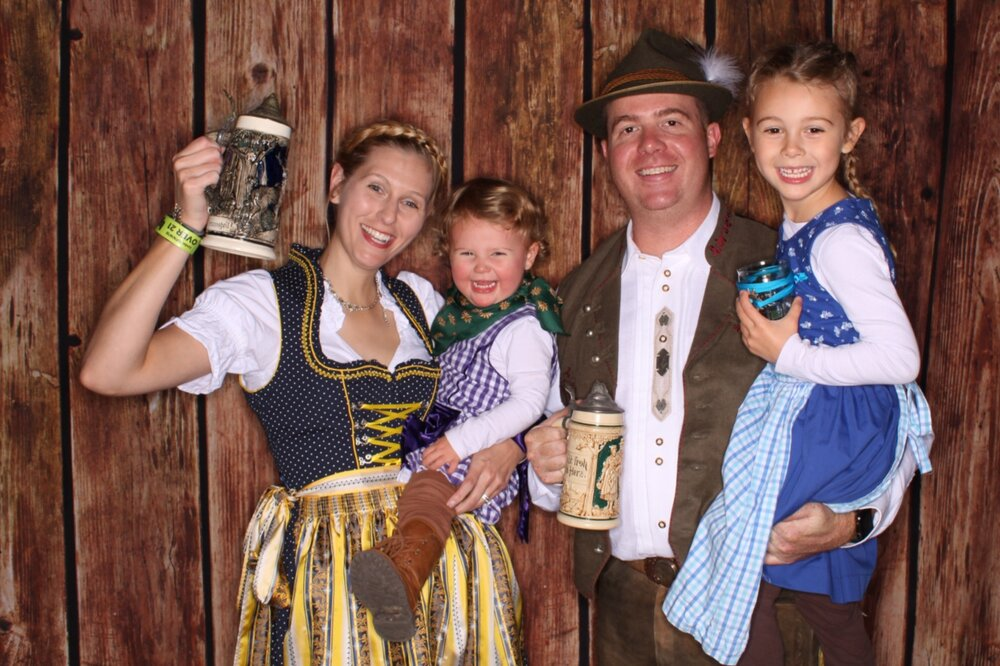 Click  HERE  for all images taken at Oktoberfest NW photo booth!