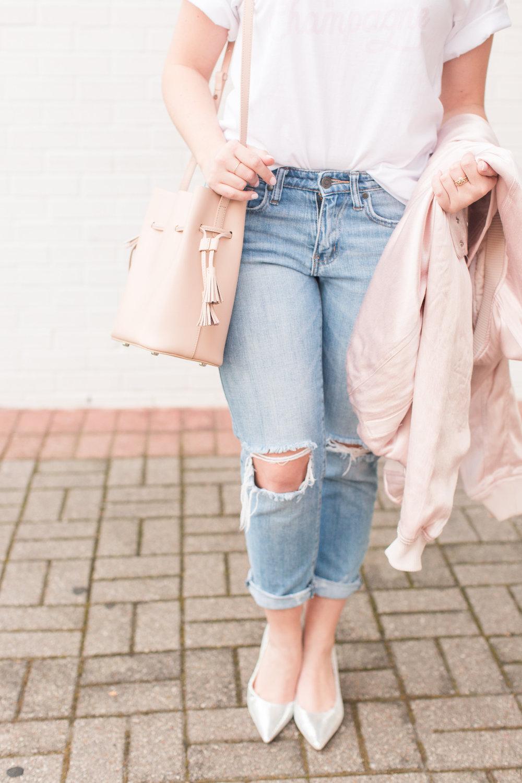 Jeans & Pumps: A Perfect Pairing // sarahmecke.com