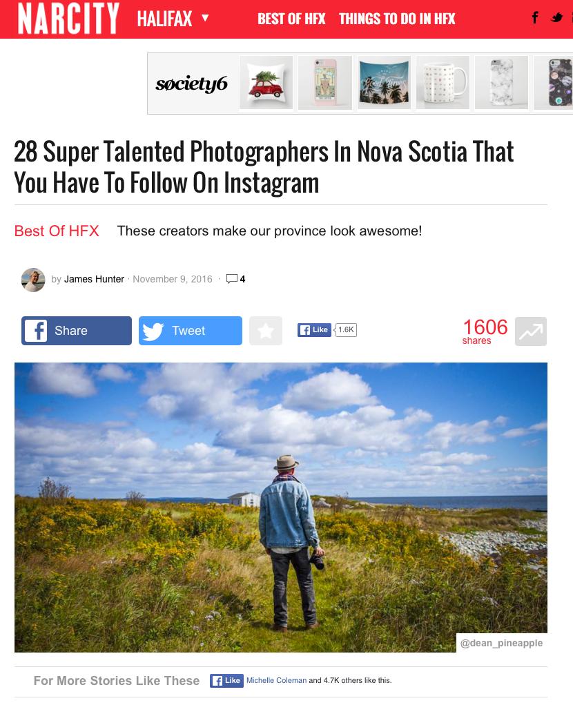 28 Super Talented Photographers In Nova Scotia
