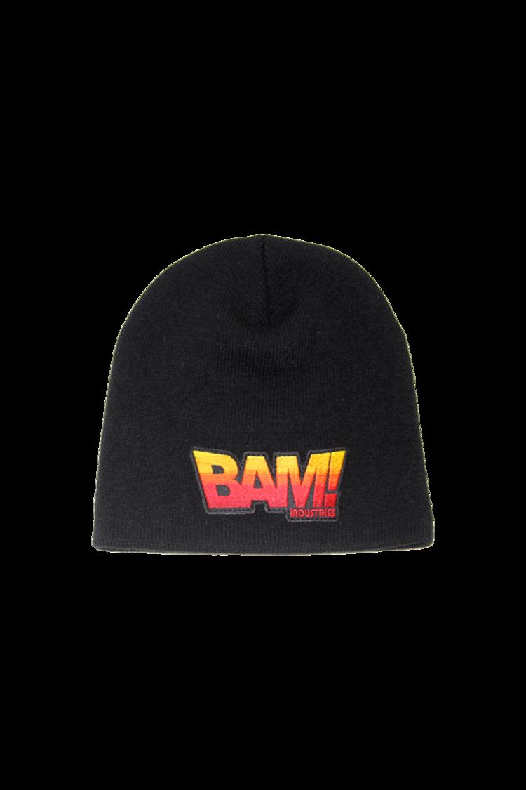 Fire Beanie. BAM! FireBeanie Black.png 0858850977e