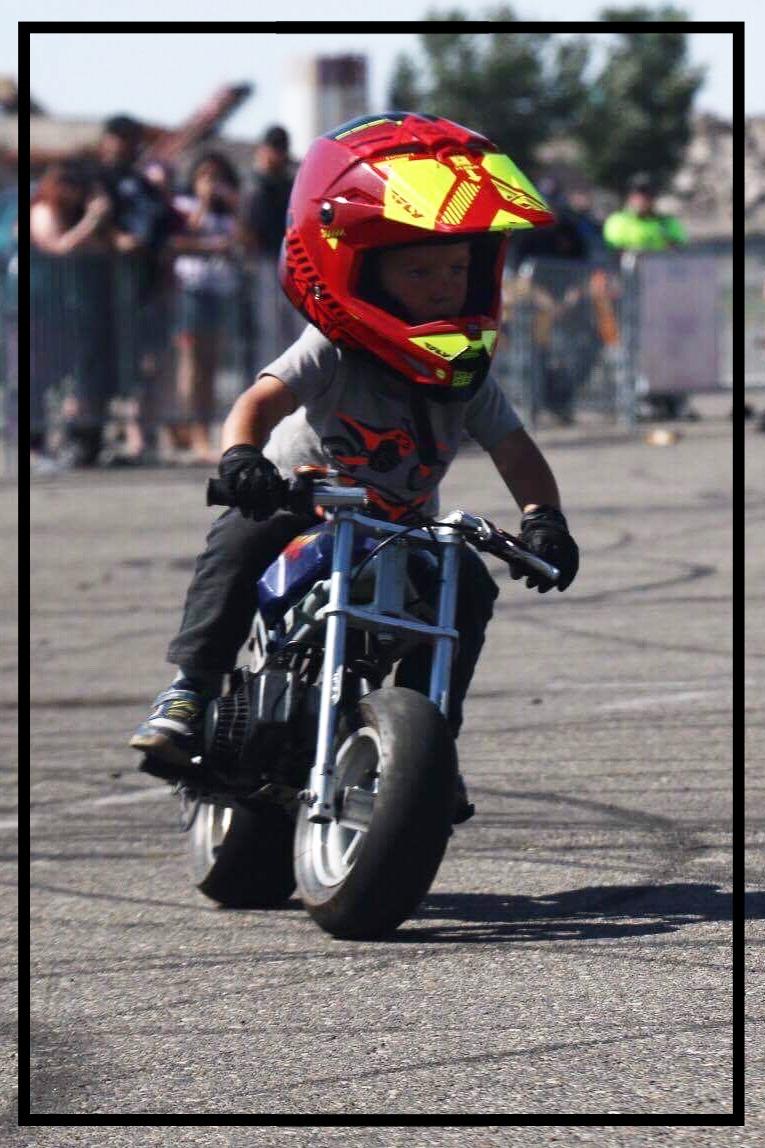 BAM! Athlete Rider Callicoat