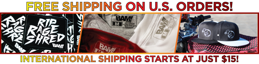BAM INDUSTRIES SHOP