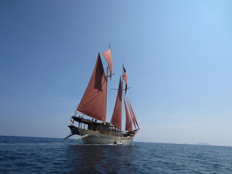 Яхта SI DATU BUA