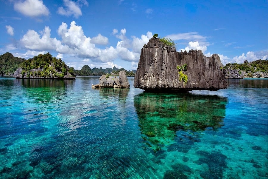RAJA AMPAT, The Last Paradise of the world