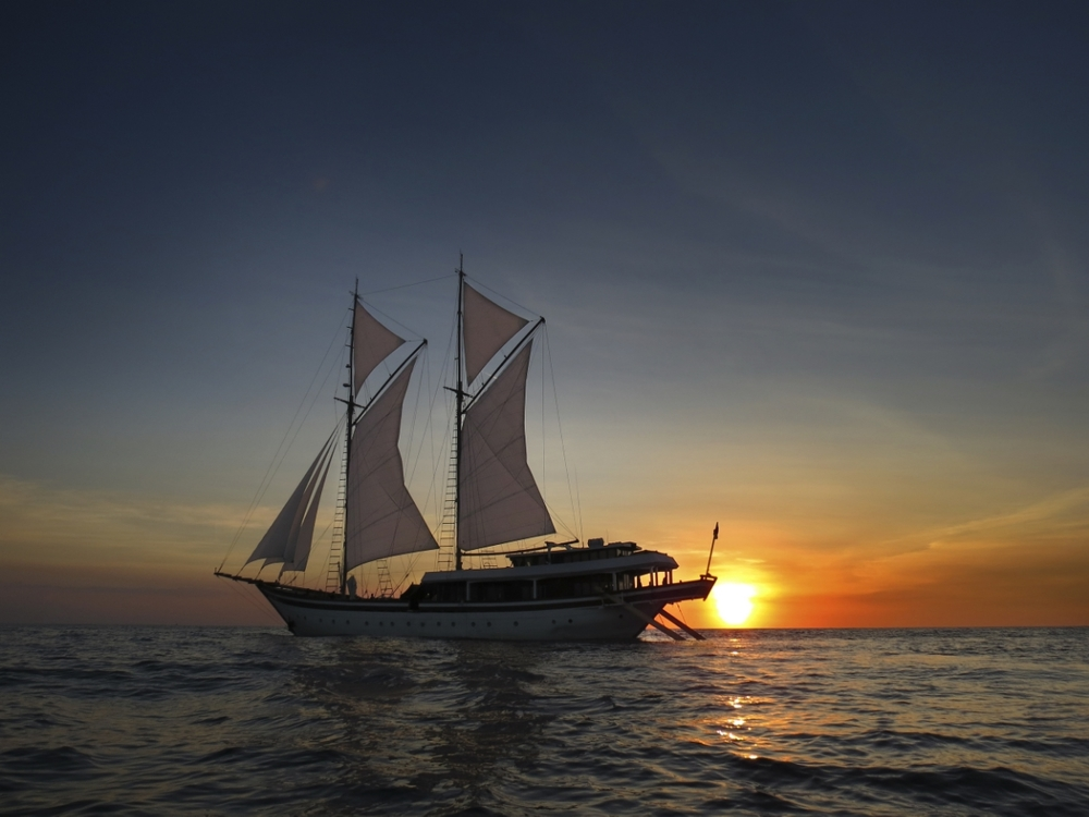 Яхта ZEN