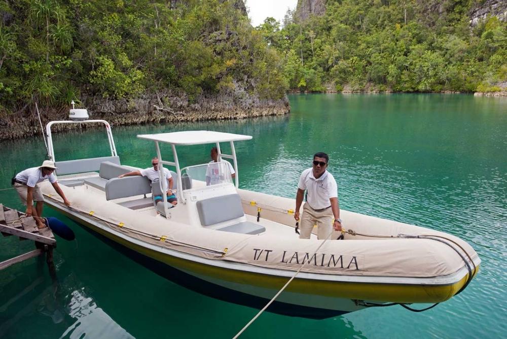 Яхта LAMIMA
