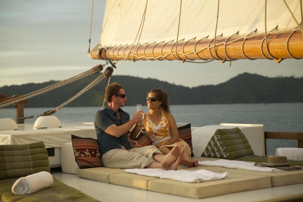 Яхта RAJA LAUT