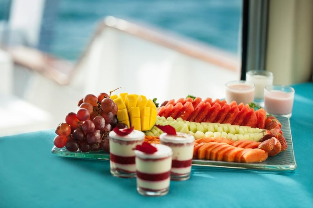 Яхта SALILA