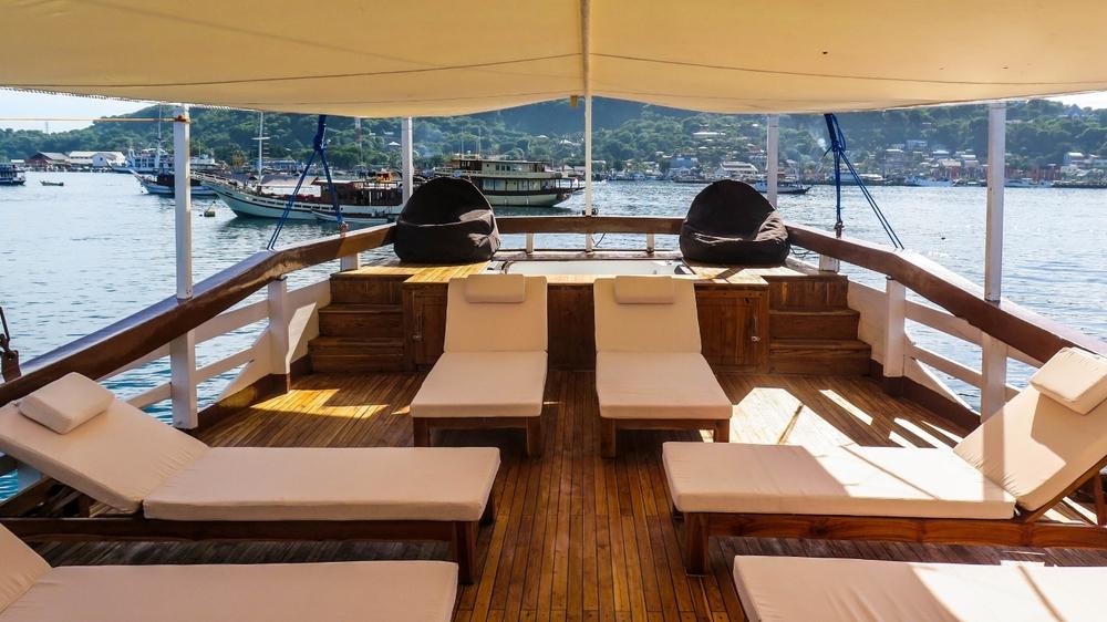 Яхта CAJOMA IV
