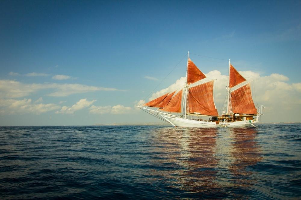 Яхта Katharina в аренду в Индонезии