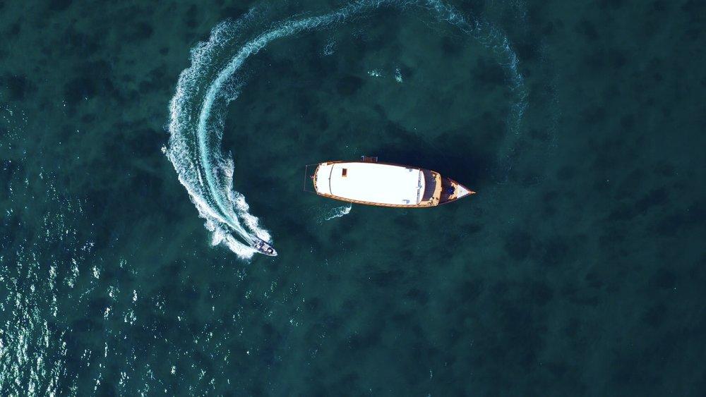 Яхта RASCAL