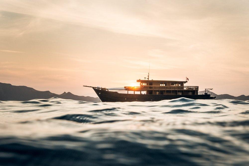 Яхта AMANIKAN в аренду в Индонезии