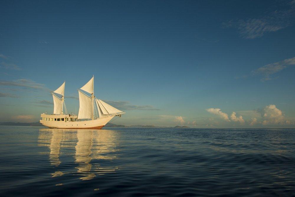 Яхта ALEXA в аренду в Индонезии