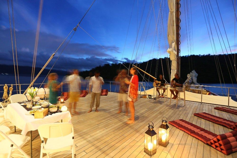Аренда яхты  LAMIMA  на Бали, Комодо, Раджа Ампат в Индонезии