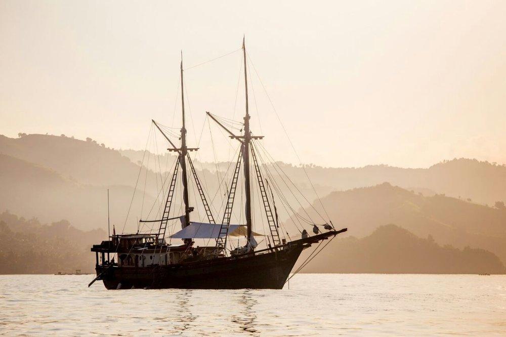Яхта CARPE DIEM