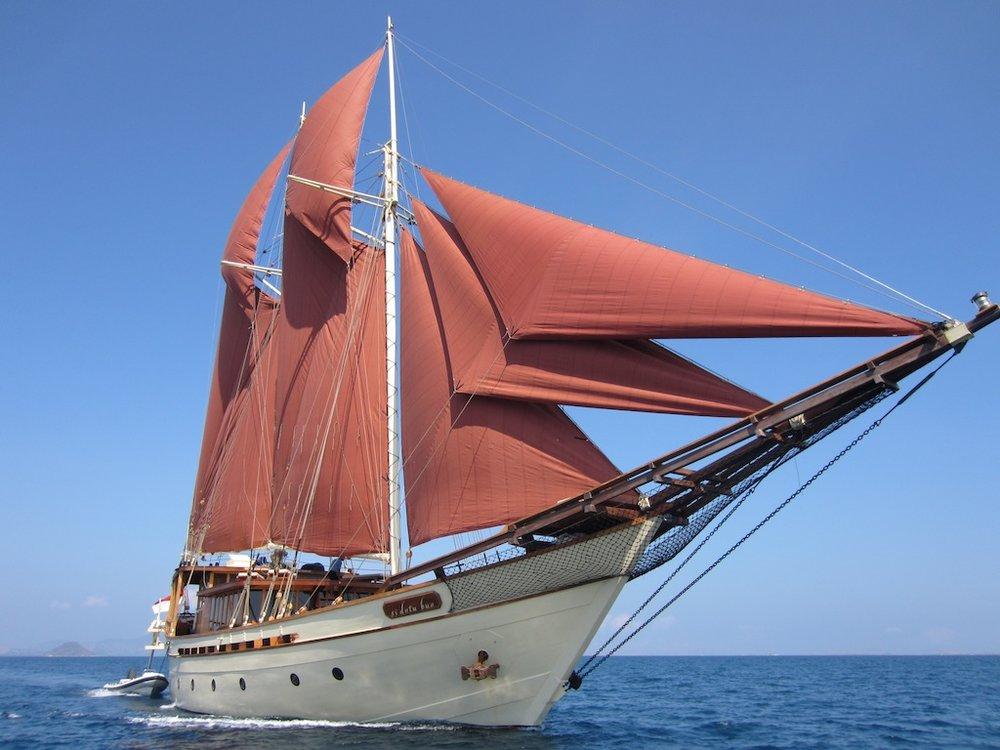 Yacht SI DATU BUA