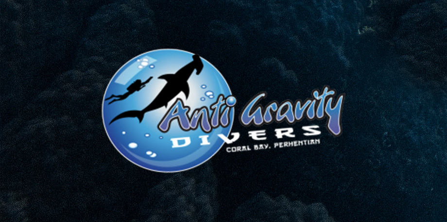 ANTI GRAVITY DIVERS, KOH LANTA   Get underwater. It's for your own good.