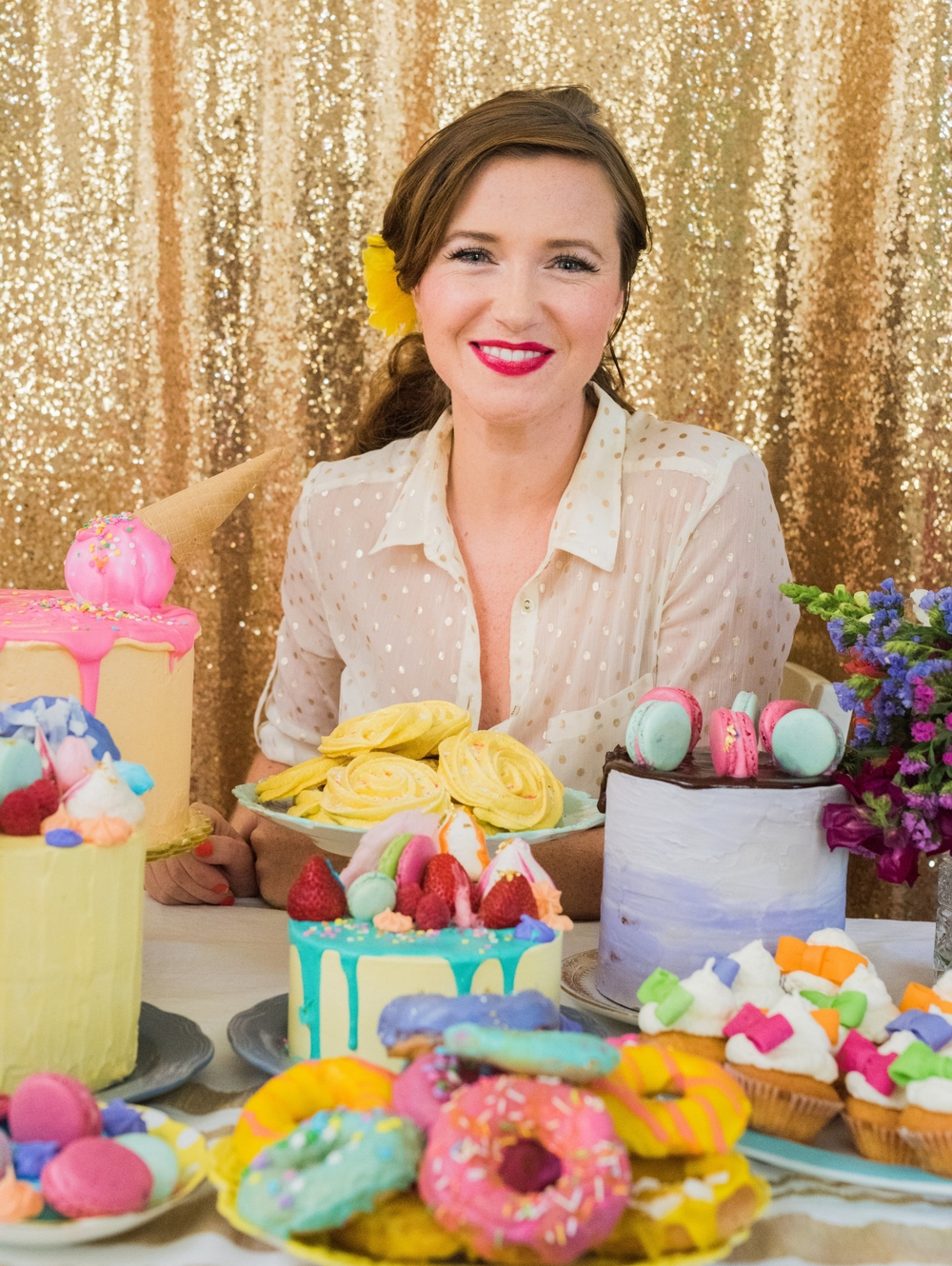If you would like Jessica to appear at your event, organize a baking demonstration at your company, promote or endorse your product, or to arrange a partnership or exchange please email Alba at info@lincolnapartmentbakery.com