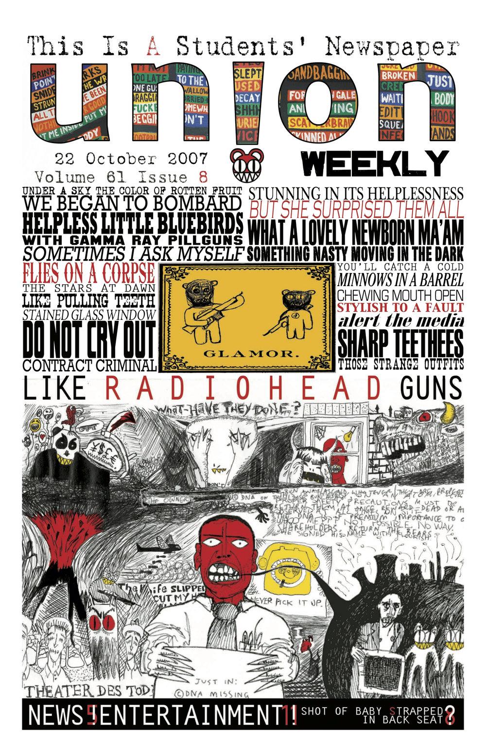 Radiohead Issue