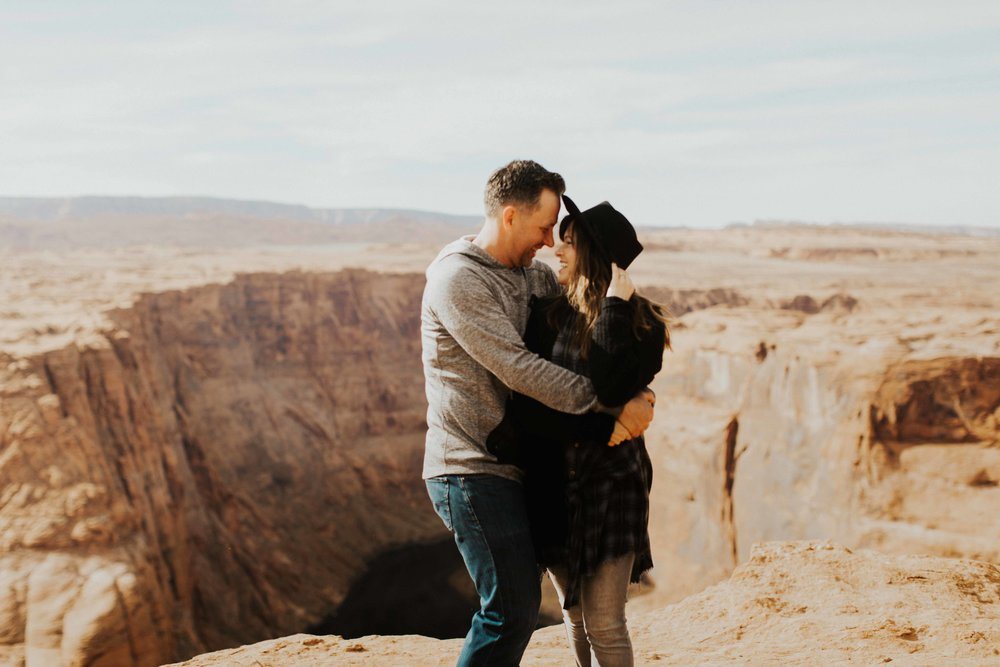 Engagement _Horseshoe Bend_Arizona _Dawn Mcclannan Photo-2.jpg