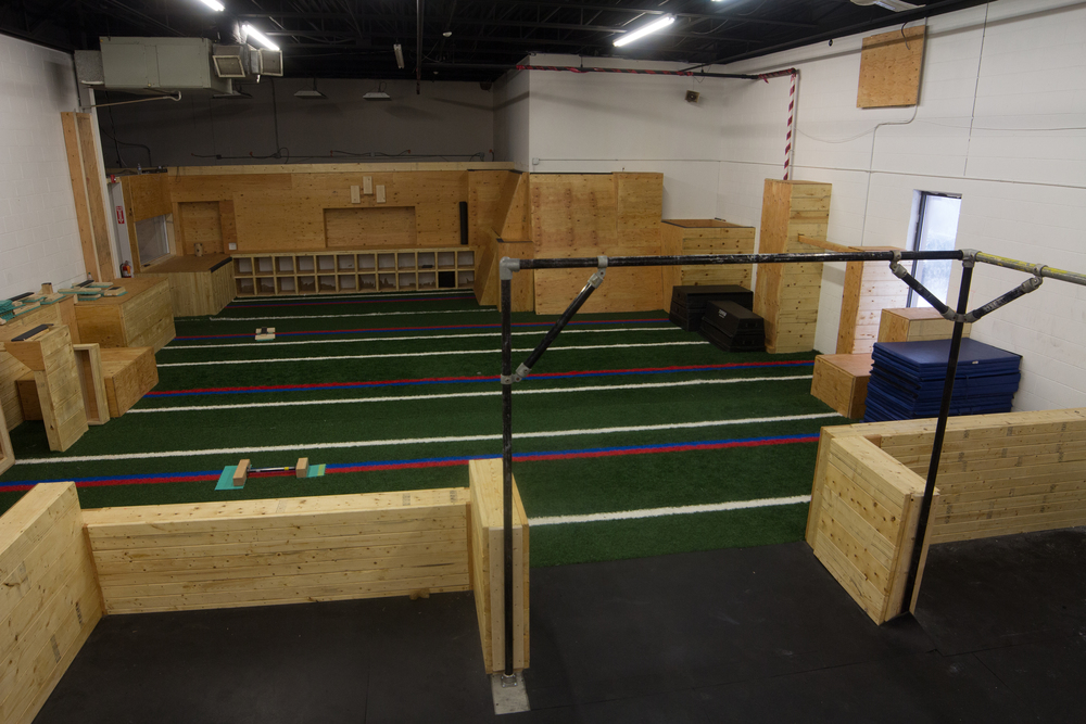 Hub Parkour Training Center