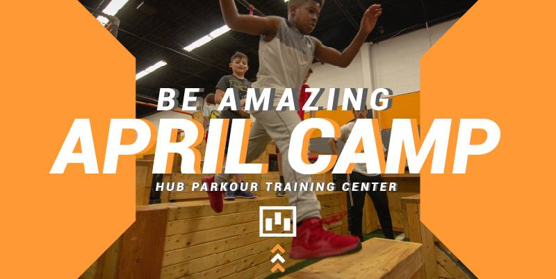 Sign Up For April Camp while space lasts!