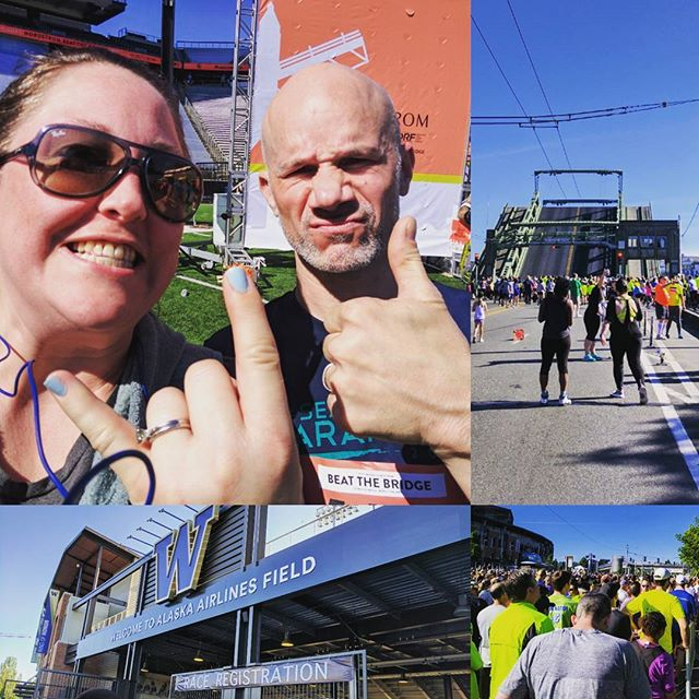 From Sunday: @nordstrom's 35th annual Beat the Bridge race to benefit #jdrf #t1d  #fundraising #aalseattle #aalimbseattle #smallbusiness #seattle #washingtonstate #pacificnorthwest #pacificnorthbest #prosthetics #orthotics