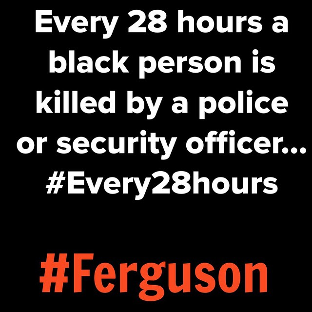 Ferguson - Every 28 hours