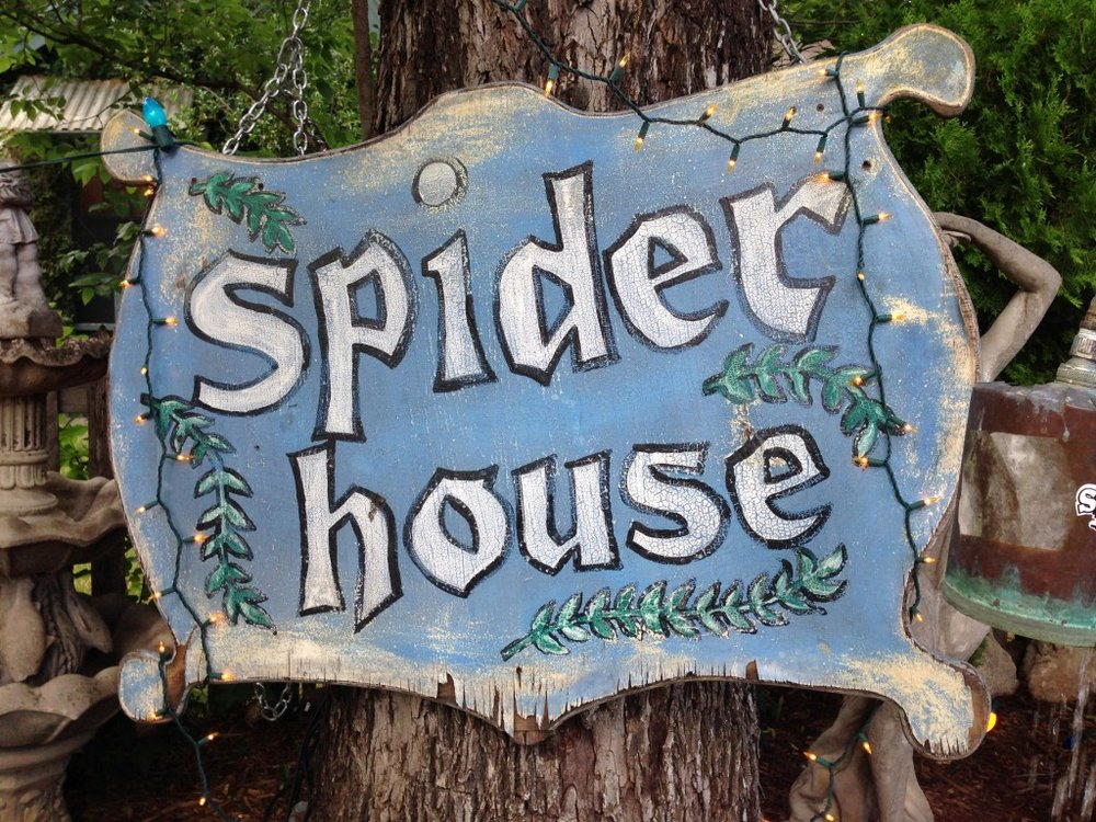 The Spiderhouse