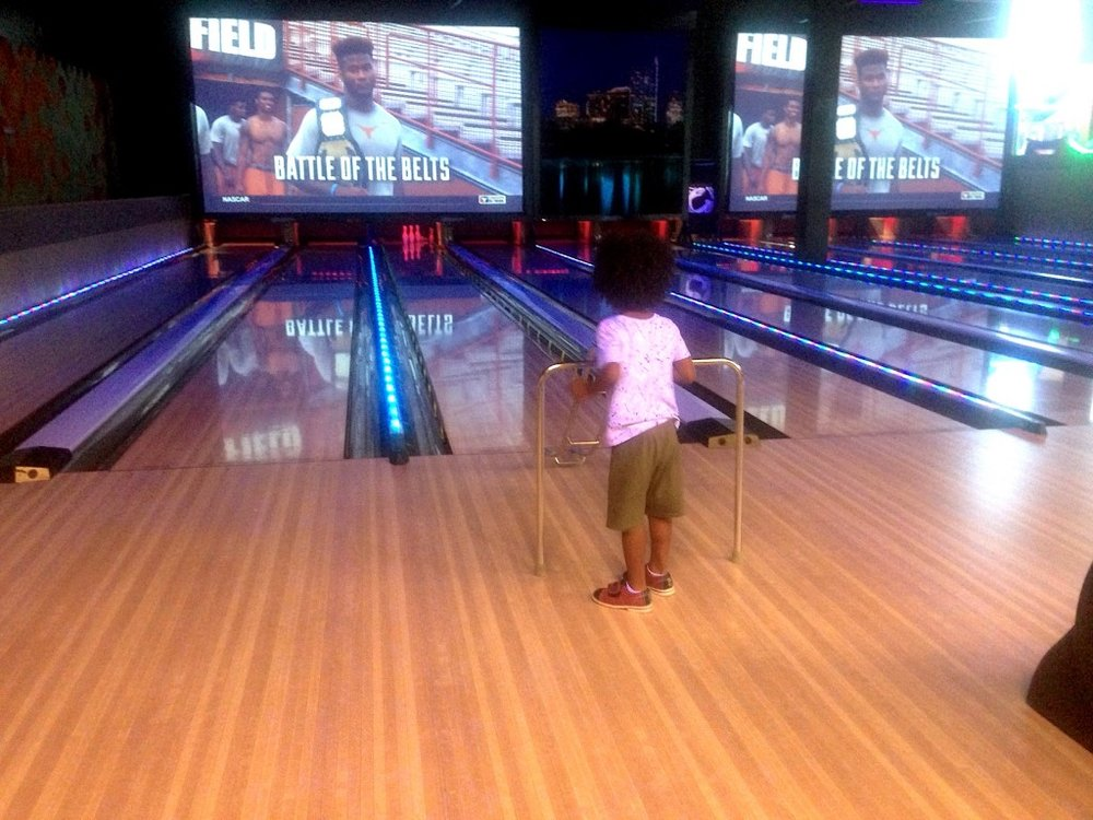 Labor Day Weekend 2016 - bowling