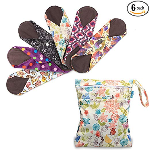 Teamoy reusable pads found on Amazon