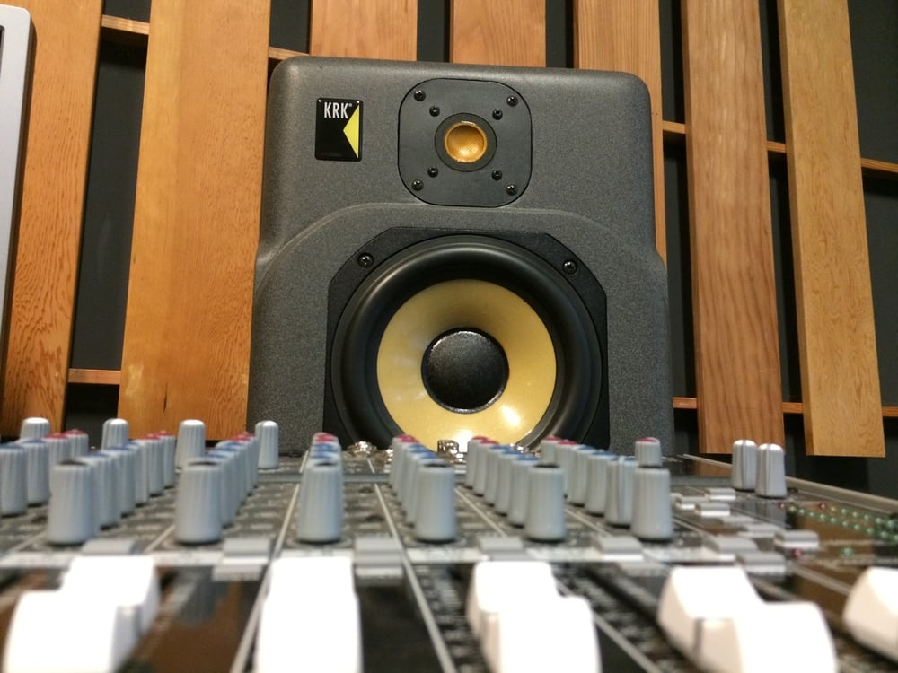 KRK Sound Monitors