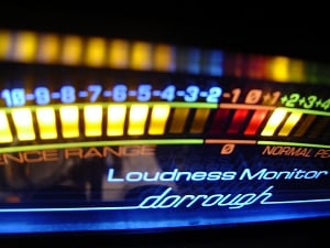 Dorrough Loudness Meters