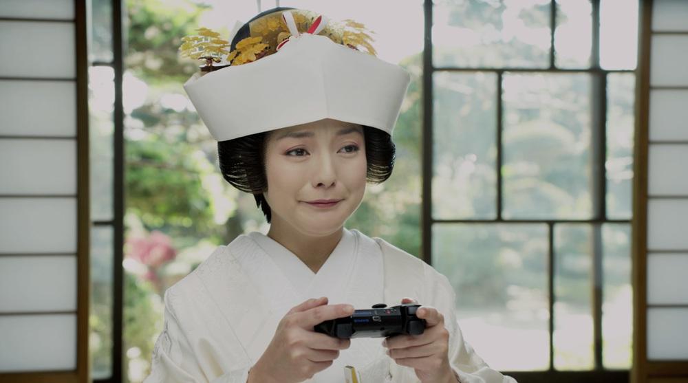 PS Vita みんなのゴルフ6 TVCM