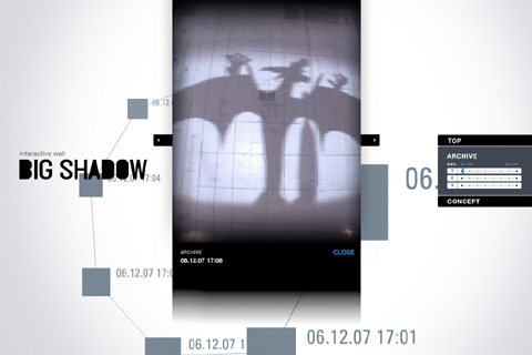 Big Shadow Project (WEB Side)