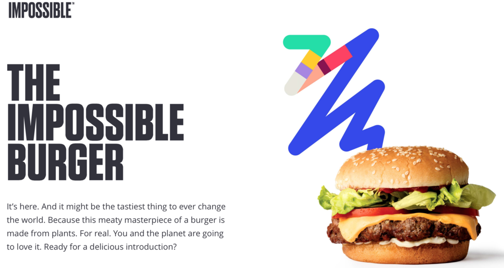 Impossible Burger: Plant Imitating Meat