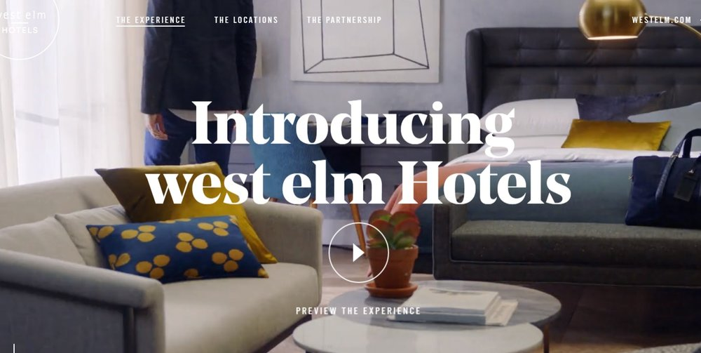 west elm Hotels
