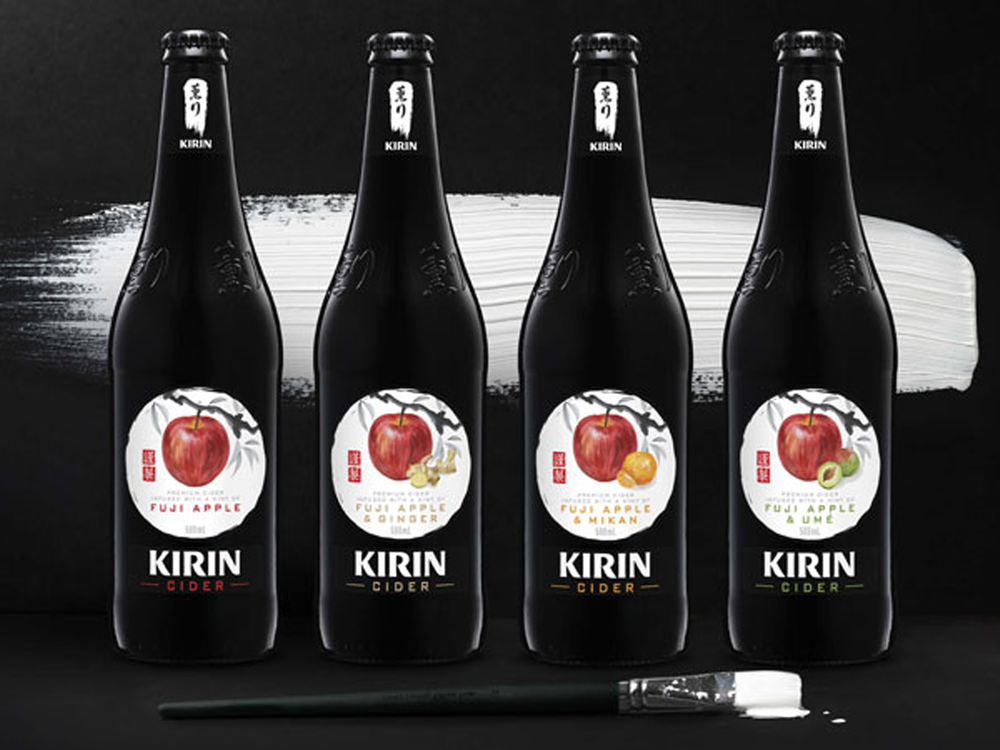 Bringing Contemporary Craft to the Cider Market - How Kirin Embraced its Contradictions to Drive the Australian Cider Category Forward