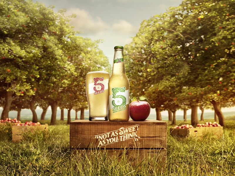 Setting the Stage for the Explosion of the Cider Market - How Five Seeds Disrupted a Stagnant Category and Kick-started the Cider Revolution in Australia