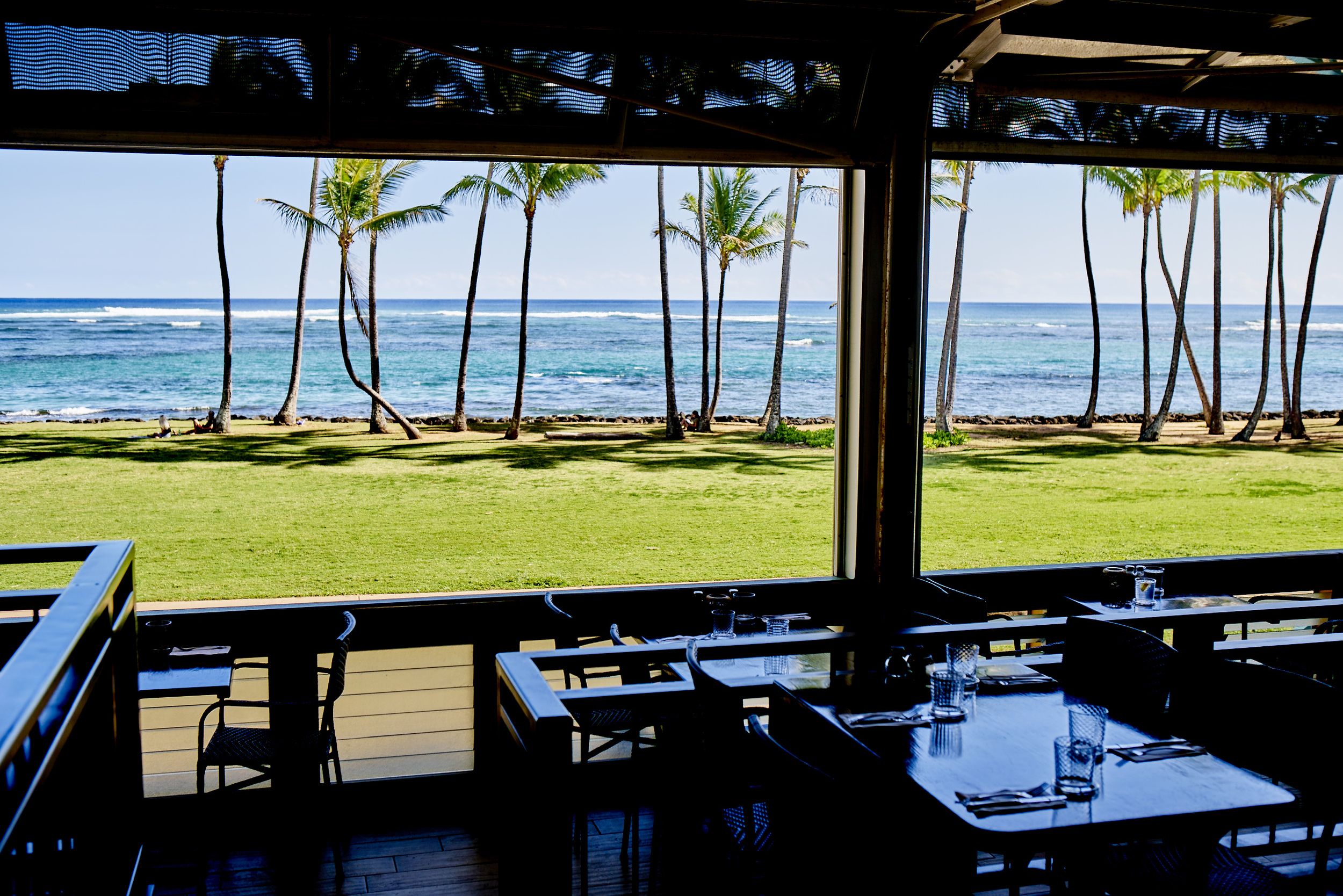 Kapaa Restaurants Sams Ocean View