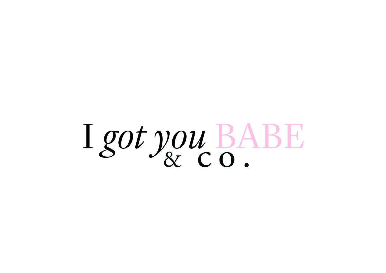 I GOT YOU BABE & CO / Melbourne Wedding Photographers