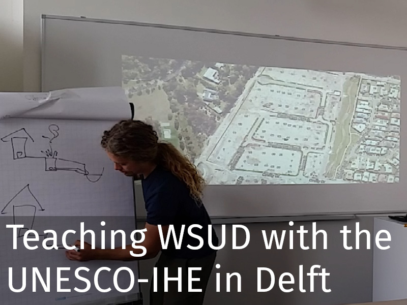 20160729 Teaching WSUD with the UNESCO-IHE.jpg