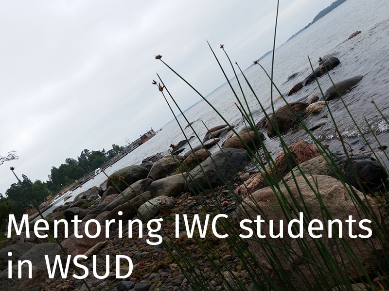 20160729 Mentoring IWC students in WSUD.jpg