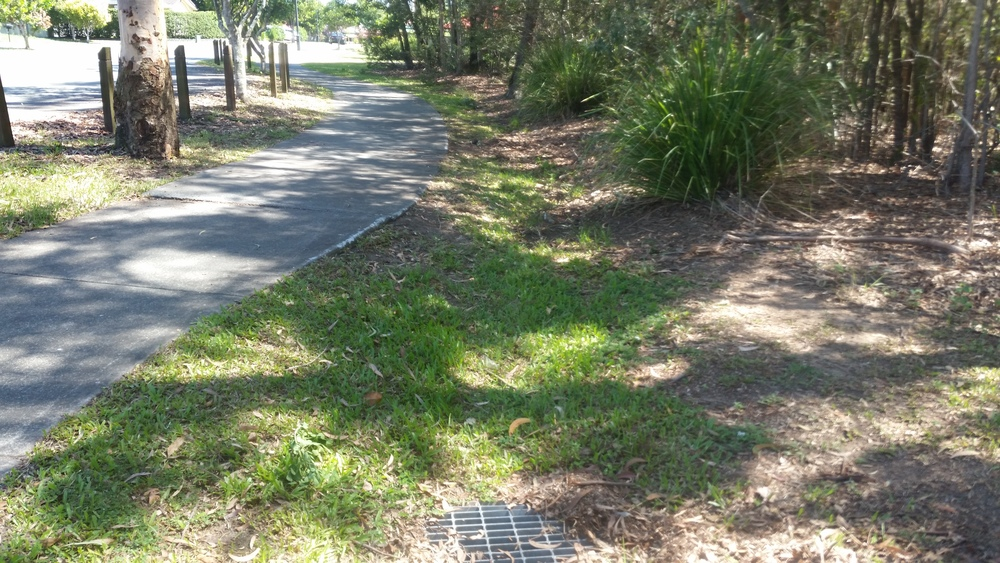 Jubilee Ave Bioretention System
